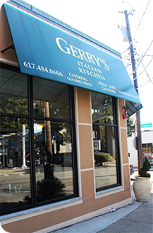 gerrys italian kitchen is a cornerstone in the watertown community and has been recognized for its outstanding italian cuisine excellent service and - Gerrys Italian Kitchen